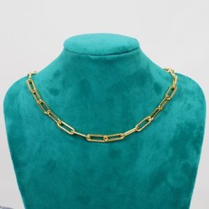 Jewelry - chunky link chain gold filled over 925 sterling